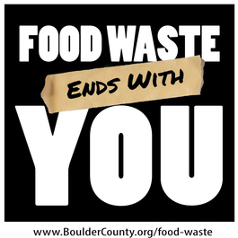 Food waste ends with you