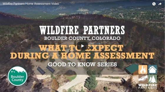 Video screenshot from Wildfire Partners