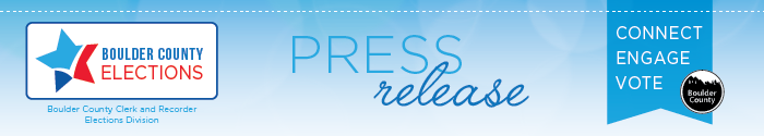 Elections Division Press Release