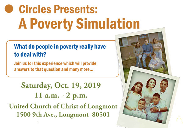poverty simulation october 2019