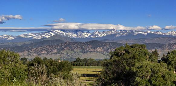 Boulder County Front Range