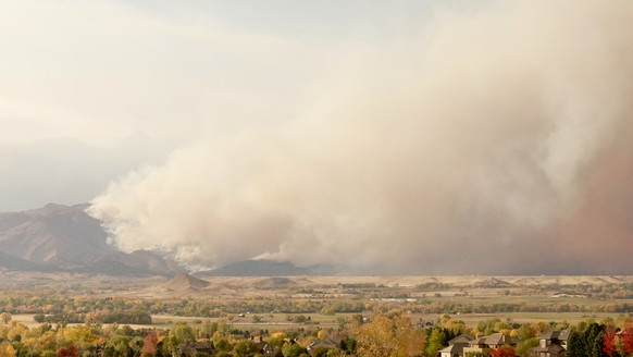 Boulder County Wildfires