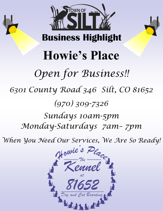 adv howie's