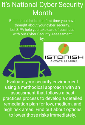 Cyber Security Month with Cyber Security Assessments by Istonish!