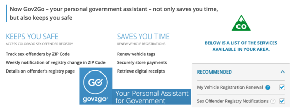 Download Gov2Go - your govt assistant, now with new features!