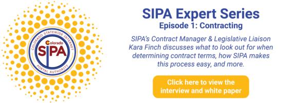 SIPA Expert Series #1