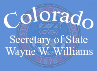 Colorado Secretary of State Wayne Williams