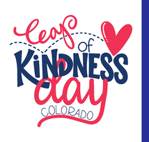 Leap of Kindness Day graphic