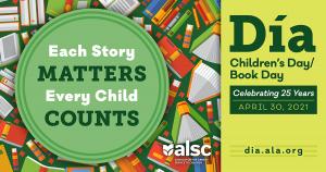 Día - Children's Day, Books Day Celebration