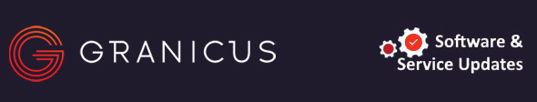 Granicus Software and Service Updates