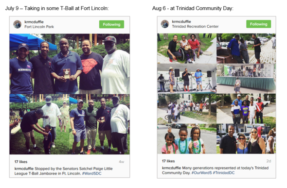 Fort Lincoln and Trinidad Community Day
