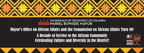 The African Beat: MOAA News, Events, & Announcements, Friday