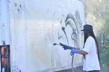 Graffiti Wipeout