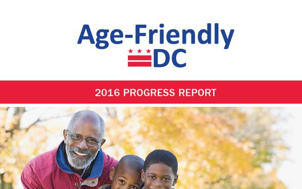 2016 Progress Report Cover