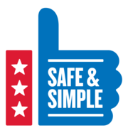 Safe & Simple Logo