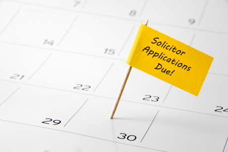 solicitor app due