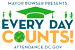 Mayor Bowser presents Every Day Counts