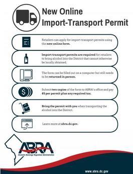 Import Transport Form