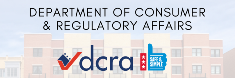 DCRA Email Header Graphic
