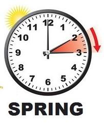 Spring fwd