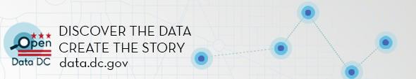 Open Data DC Banner