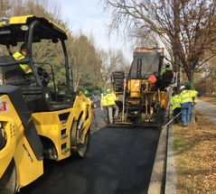 pavement restoration