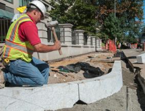 sidewalk restoration