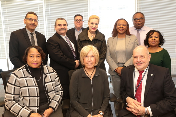 DC Real Estate Commission Members and Staff