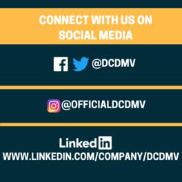 DMV Social Media bold