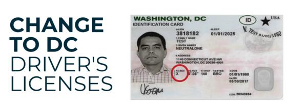 DC NON BINARY IDS