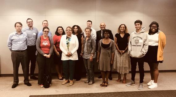 Members of ESSA Task Force at September meeting