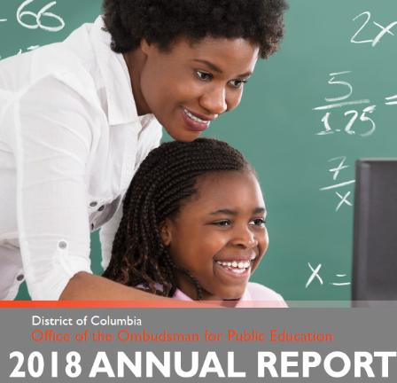 Ombudsman Annual Report 2018