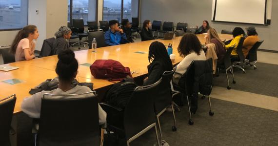 Student Advisory Committee November 2018