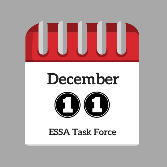 December ESSA Task Force Meeting