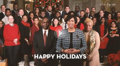 Happy Holidays DC