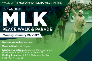 MLK Walk and Parade