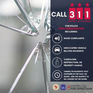 311 vs 911