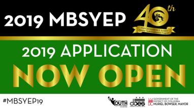 2019 MBSYEP