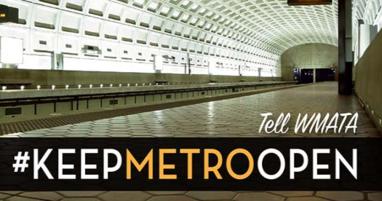 Keep Metro Open
