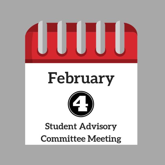 February SAC Meeting