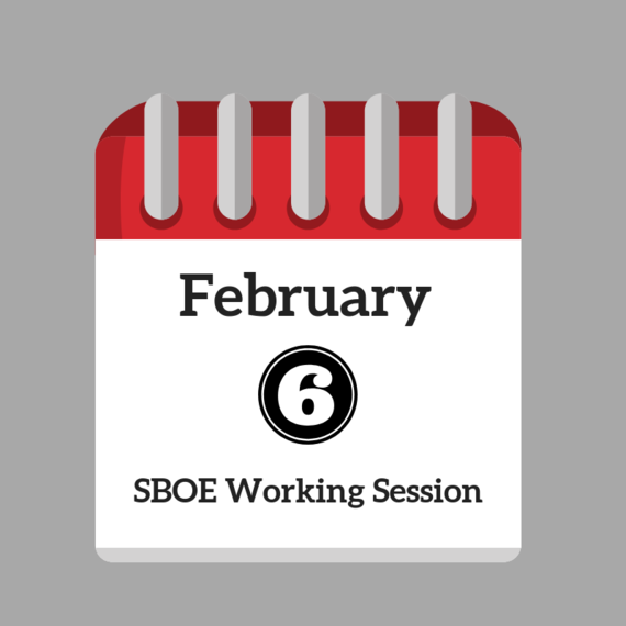 February Working Session