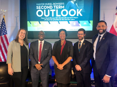 Second Term Outlook