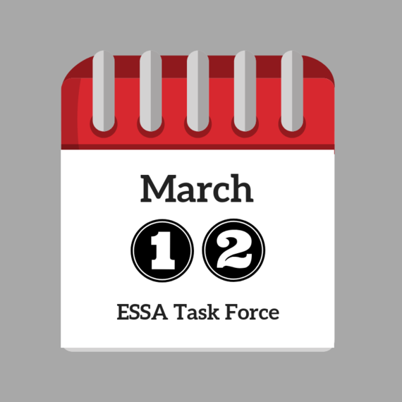 March 12 ESSA Task Force Meeting
