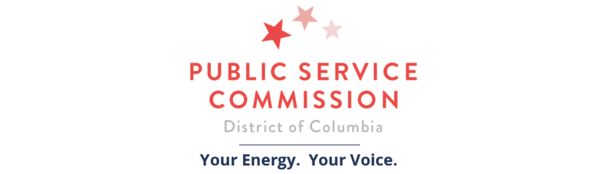 public service commission - district of columbia - your energy your voice