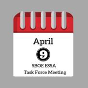 April ESSA Task Force Meeting