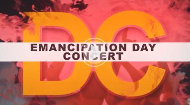 Emancipation Day Concert