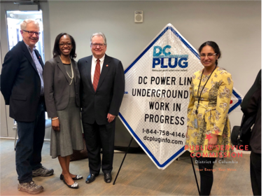 DC PLUG Open House
