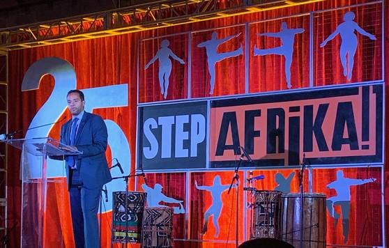 Step Afrika