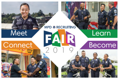 mpd recruiting fair