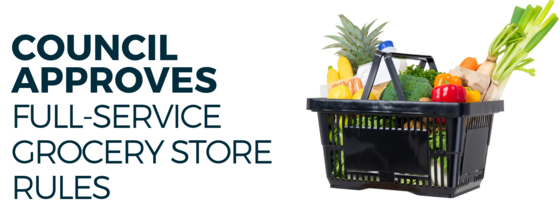 Full-Service Grocery Store